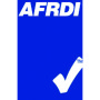 AFRDI - Blue Tick - colour